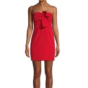 ALEXIA ADMOR - NWT Strapless Bow Dress